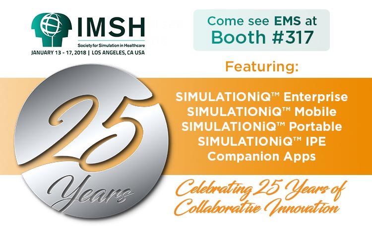 IMSH 2018: Visit the EMS Booth #317!