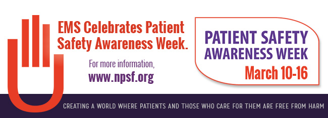 Celebrating Patient Safety Awareness Week 2019