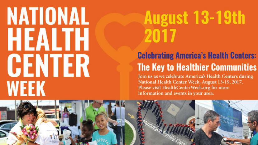 National Health Center Week 2017