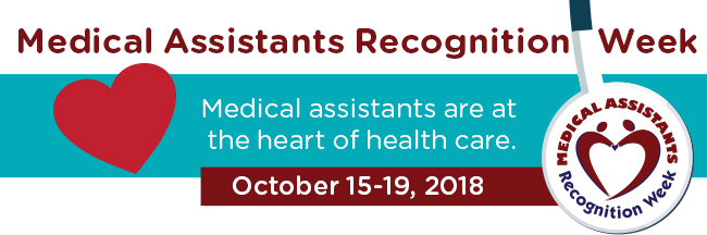 Medical Assistants Recognition Week