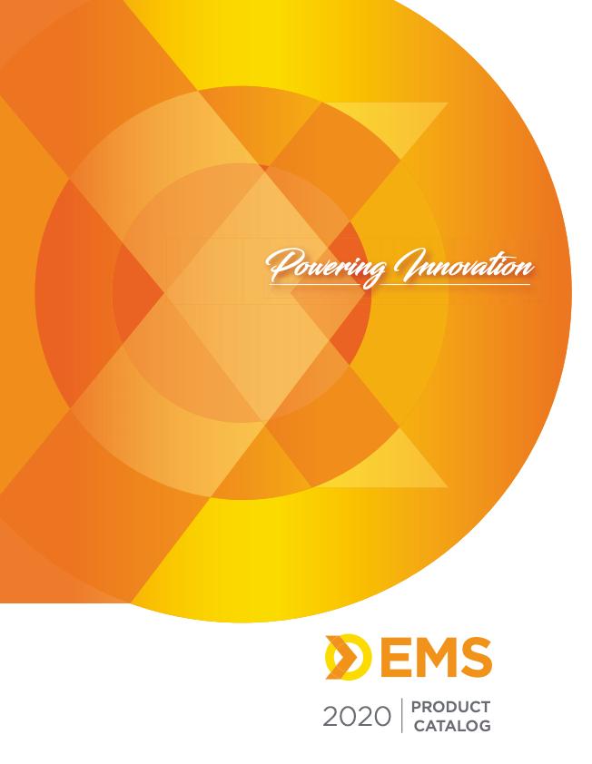 EMS Product Catalog