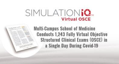 Virtual OSCE Case Study