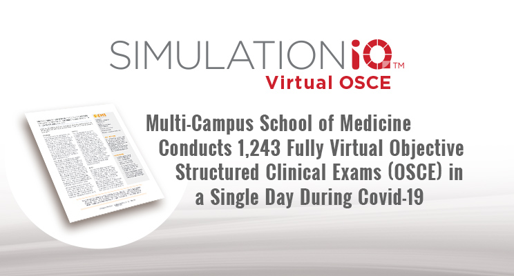 Virtual OSCE Case Study
